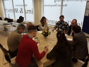 Air Quality table discussion,1st Stakeholder workshop on User Needs